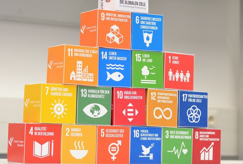 Bild Pyramide Sustainable Development Goals